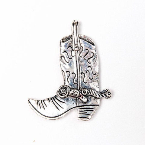 Attractables Custom Purse Jewelry-Magnet Key holder-Cowboy Boot