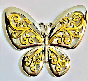 Attractables Custom Purse Jewelry-Magnet Key holder SG Butterfly