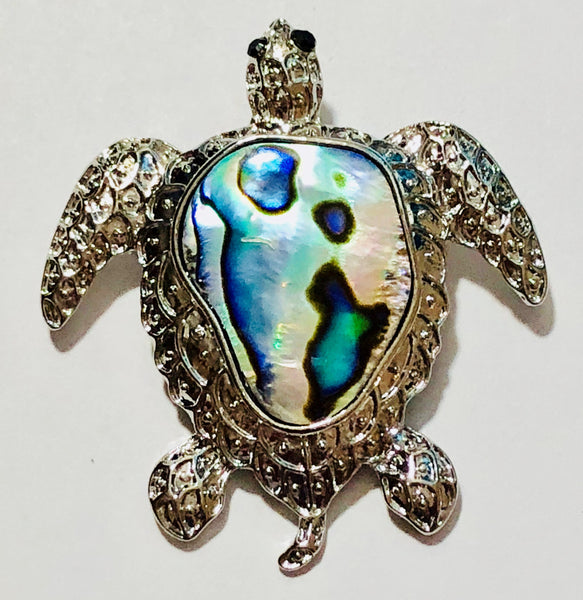 Attractables Custom Purse Jewelry-Magnet Key holder-Turtle
