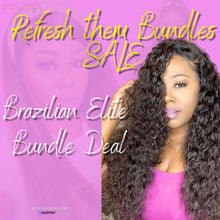 Load image into Gallery viewer, Luscious Elite Hair  Bundle Deal *SAME LENGHT*