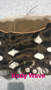 New Doll Collection FRONTAL 13X4
