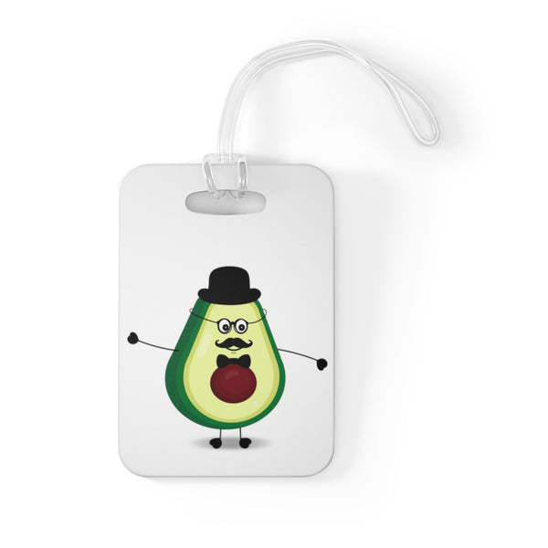 Louis Have A Moustache Bag Tag