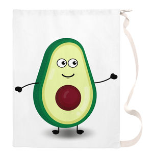 Louis The Avocado Laundry Bag