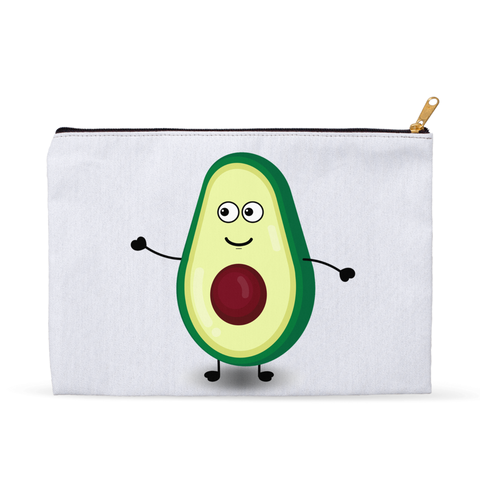 Louis The Avocado Accessory Pouch