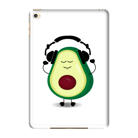 Louis With Headphones Tablet Case