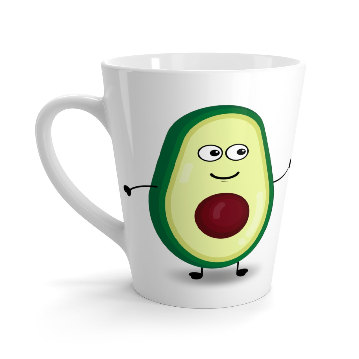 Louis The Avocado LatteMug