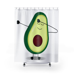 Louis Swag Shower Curtain