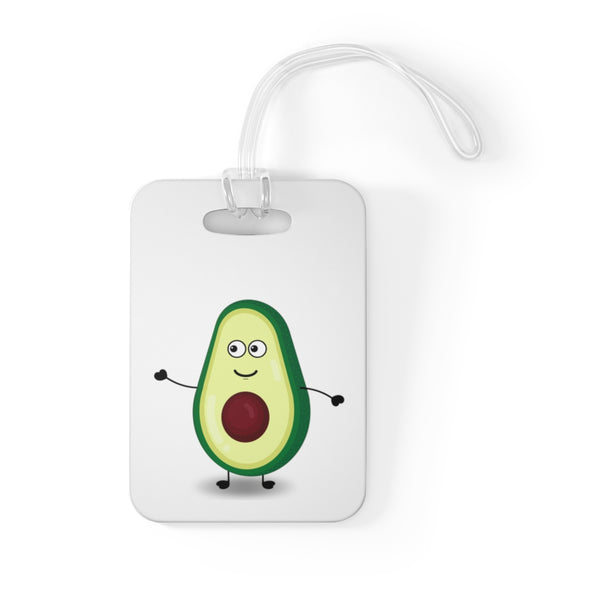 Louis The Avocado Bag Tag