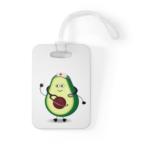 Doctor Louis Bag Tag