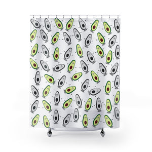Louis Mix Pattern Shower Curtain