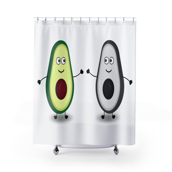 Double Louis Shower Curtain