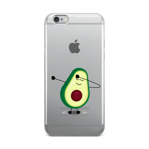 Louis Swag iPhone Case