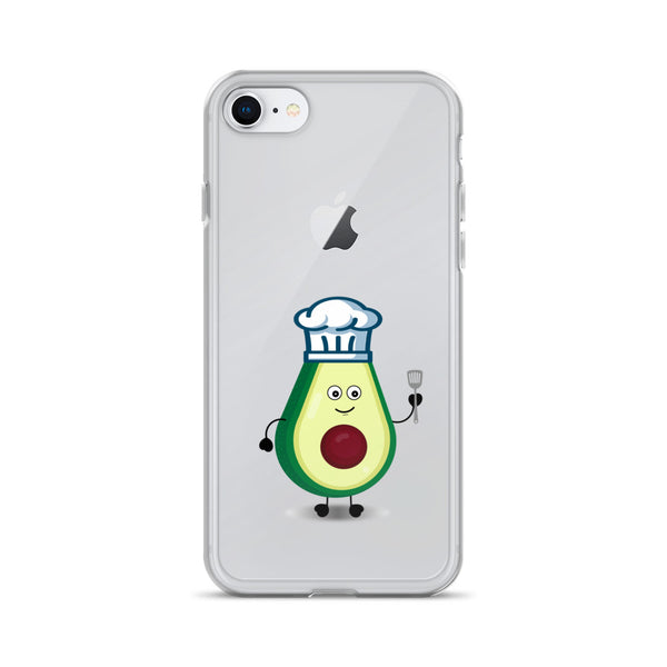 Louis The Chef iPhone Case