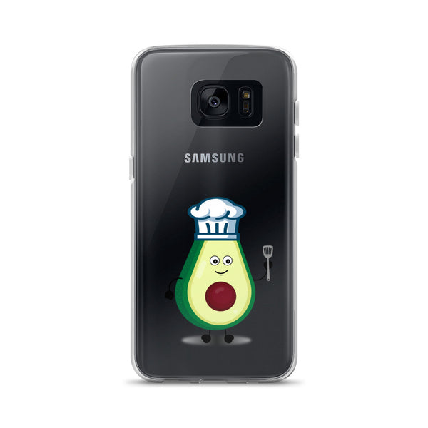 Louis The Chef Samsung Case