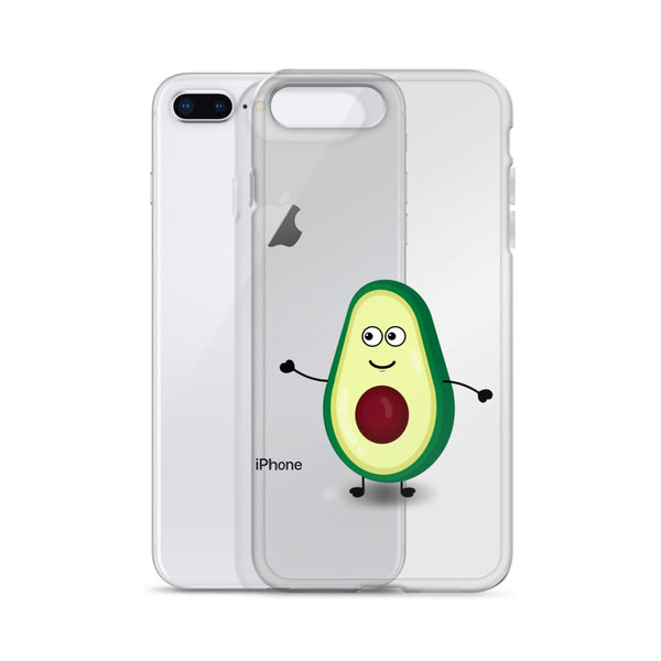 Louis The Avocado iPhone Case