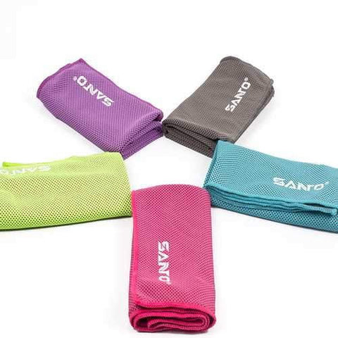 IPRee Sports Cooling Cold Towel Summer Sweat Absorbent Towel Quick Dry Washcloth For Gym Running Yoga - AMGA FIT