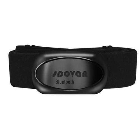 Spovan Sports Heart Rate Monitor Belt ANT bluetooth 4.0 Smart Chest Band Strap - AMGA FIT