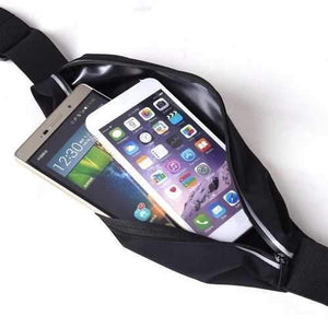 AONIJIE Sports Waist Belt Bag Pack 4.7/5.5 Inch Touch Screen Phone Case Holder Marathon Running - AMGA FIT