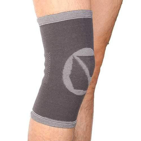 Mumian A05 Classic Bamboo Knee Knitting Warm Sports Knee Pad Knee Sleeve Brace - 1PC - AMGA FIT