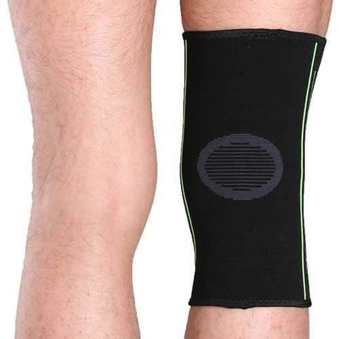 Mumian A08 Silicone Slip-Resistant Knitting Sports Knee Pad Sleeve Brace - 1PC - AMGA FIT