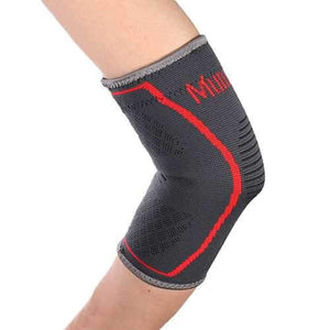Mumian A29 Silica Gel Non-slip Design Sports Elbow Sleeve Brace - 1PC - AMGA FIT