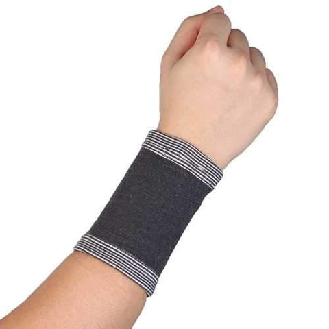 Mumian A31 Classic Bamboo Wrist Support Sports Wrist Sleeve Brace Pad - 1PC - AMGA FIT