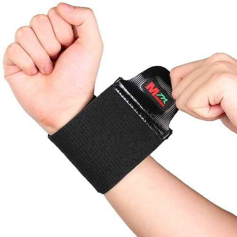 Mumian C03 Silicone Non-slip Massage Adjustable Sports Wrist Guard Protector - 1PC - AMGA FIT