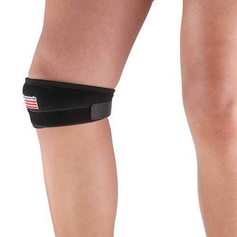 ShuoXin SX620 Classical Sports Fitness Patella Band Knee Guard Protector - 1PC - AMGA FIT