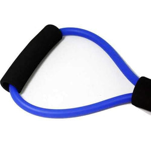 Sports Fitness Yoga Resistance Band 8 Shape Pull Rope Tube Equipment - AMGA FIT