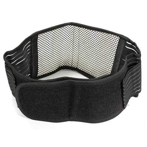 Image of Magnetic Protection Waist Belt Strap Back Support - AMGA FIT