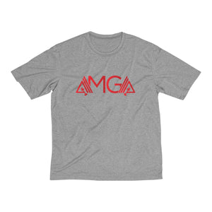 AMGA Men Dri-Fit Performance Wicking T-Shirt - AMGA FIT