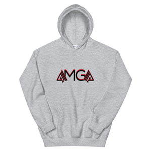 AMGA Athletic Double Lined Unisex Hoodie - AMGA FIT