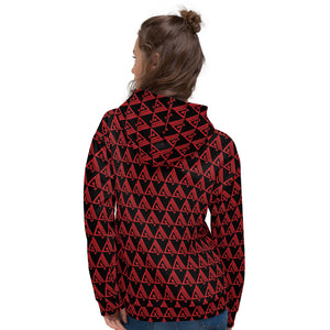 AMGA All Over Print Unisex Hoodie
