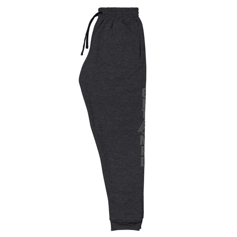 Get Amp'd Fleece Low Rise Tapered Unisex Joggers Sweatpants - AMGA FIT
