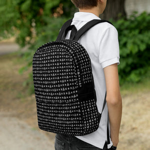 AMGA Laptop Backpack