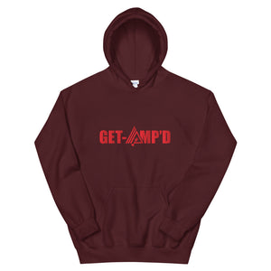 Get Amp'd Athletic Double Lined Unisex Hoodie - AMGA FIT