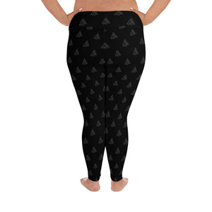 AMGA Plus Size Leggings