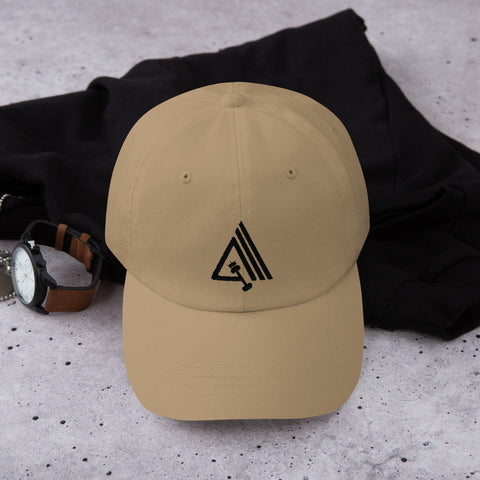 Image of Amp'd Low Profile Adjustable Dad Hat - AMGA FIT