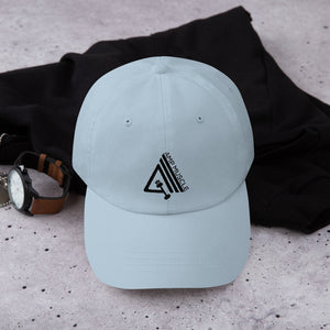 AmpMuscle Low Profile Adjustable Dad Hat - AMGA FIT