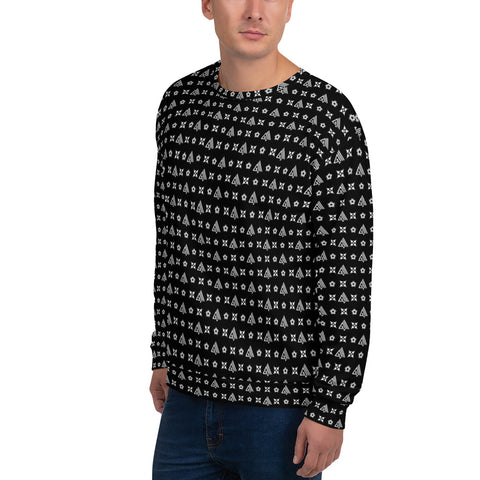 AMGA All Over Print Unisex Sweatshirt