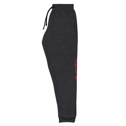 Image of AMGA Fleece Low Rise Tapered Unisex Joggers Sweatpants - AMGA FIT