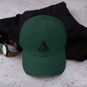 Amp'd Low Profile Adjustable Dad Hat - AMGA FIT