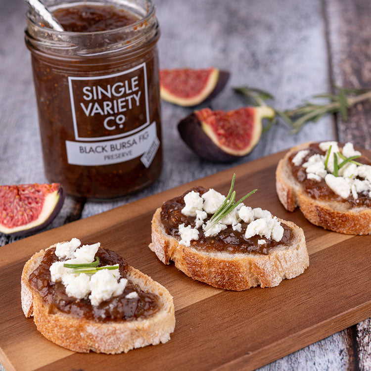Limited Edition Black Bursa Fig Preserve