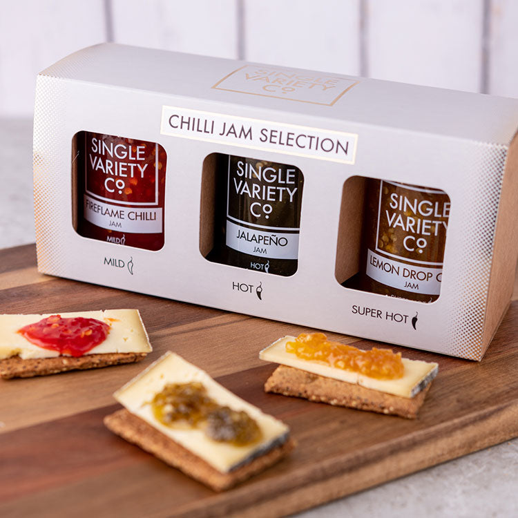 Chilli Jam Gift Box FREE DELIVERY