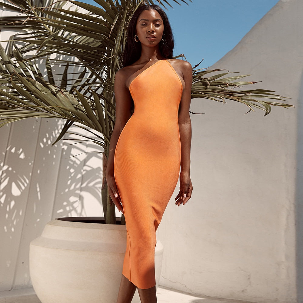 Ammon Bandage Dress