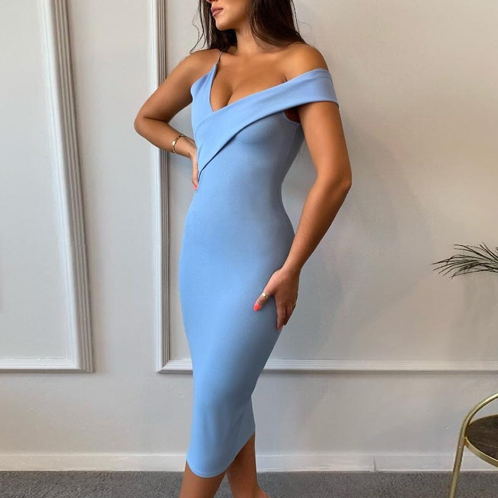 Tahiti Bandage Dress