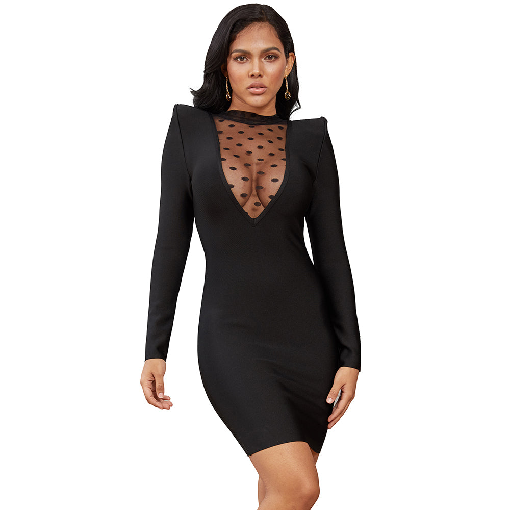 Elm Bandage Dress