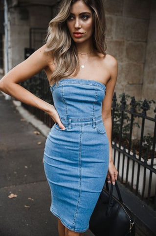 Luz Bandage Dress