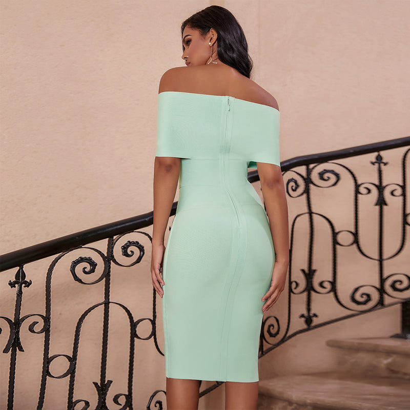 York Bandage Dress