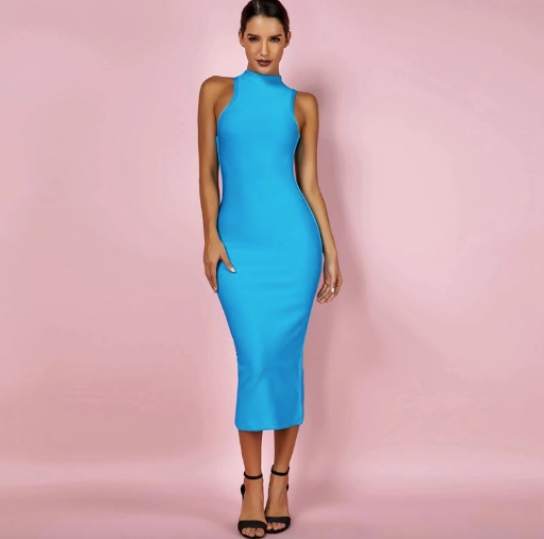 Inigo Bandage Dress